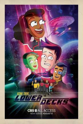 Star Trek - Lower Decks - 1ª Temporada - Legendado Torrent Download