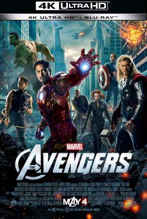 The Avengers - Os Vingadores - 4K Torrent Download