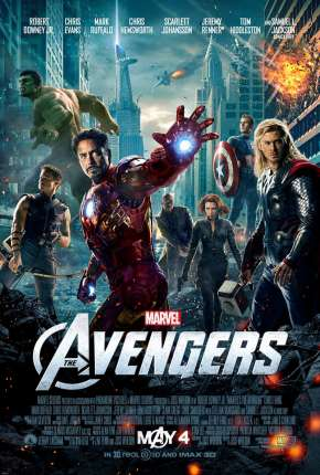 The Avengers - Os Vingadores Torrent Download
