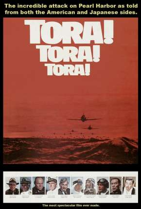 Tora! Tora! Tora! - Versão Estendida Torrent Download