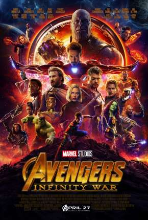 Vingadores - Guerra Infinita - IMAX Torrent Download